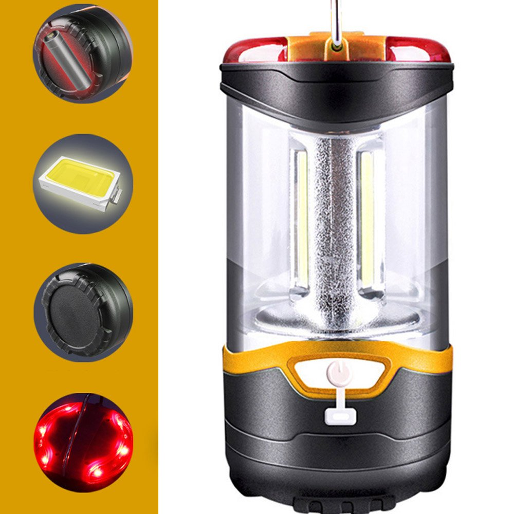 Sports & Entertainment Bright 1 Pcs Hot Sale Mini Portable Camping Lantern Gas Light Tent Lamp Torch Hanging Glass Lamp Travel Gas Stove 2018 Newest Choice Materials