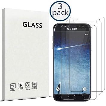 XCYYOO [3-Pack]para Samsung Galaxy J5 2017 (SM-J530) Protector de ...
