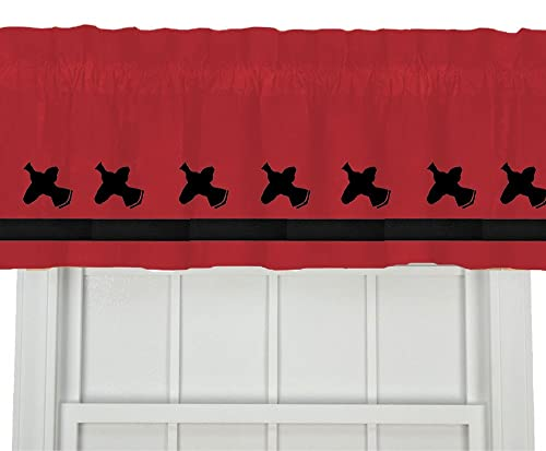 Tennis Player Girl, Woman Window Valance Window Treatment – In Your Choice of Colors – Custom Made