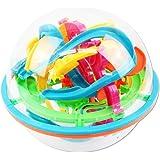 Cosmostation 最新版 3D立体 迷路ボール パズル 空間認識 知育玩具 (138関門)
