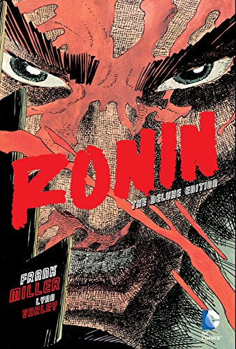 Ronin: The Deluxe Edition by DC Comics