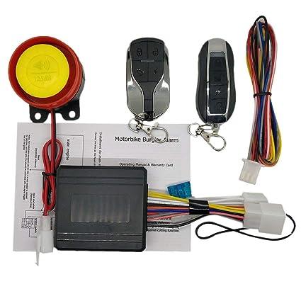 Lightleopard Sistema de Alarma de protección contra Robo de ...