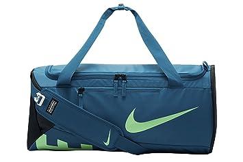 cf95f588ea37ce Nike Alpha Adapt Cross Body Sporttasche blau Grün 20 x 18 x 5 cm ...