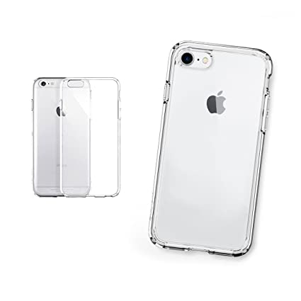 Funda Blanda Carcasa para iPhone 7 7 PLUS APPLE Suave TPU ...