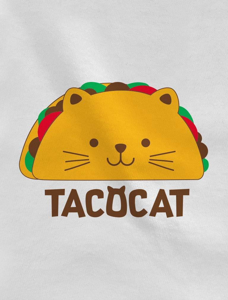 Tstars – Tacocat Spelled Backwards is Taco Cat Funny Youth Hoodie