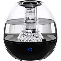 Homasy Upgraded Cool Mist Humidifiers with Maifan Stones Filter