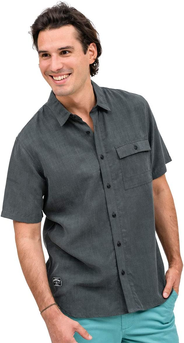 Homme Oxbow M1codulce Chemise Manches Courtes