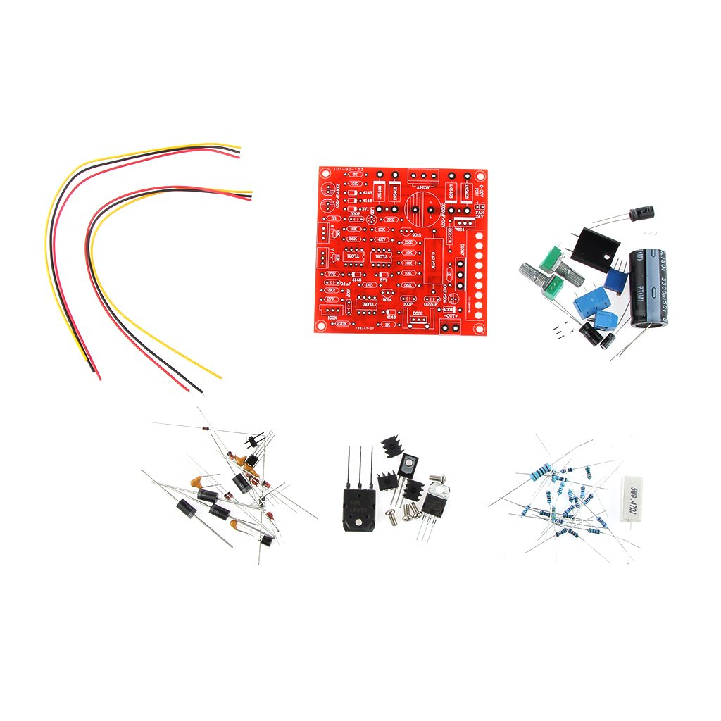 Adjustable Regulated Dc Power Supply Circuit Diagram Diy Kit Short Protection 0 30v Lighting