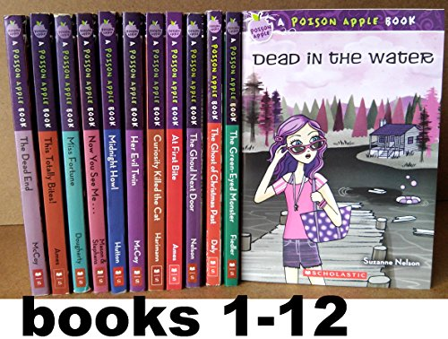 Poison Apple Series: Book : 1-12 ( Complete Set) (Poison Apple Book Set)