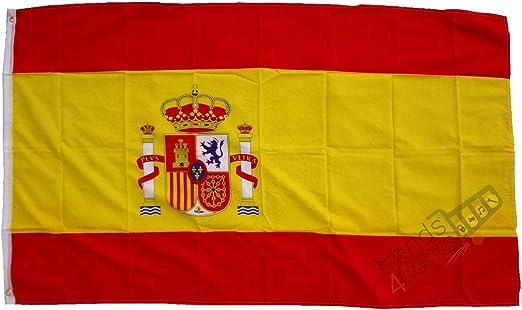 Bandera Formato Grande 250 x 150 cm Resistente a la Intemperie ...