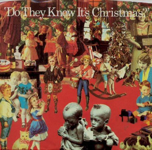 Do They Know It's Christmas? / Feed the World by Columbia Records