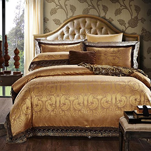 SAYM Home Bedding Sets Imperial Luxury Wind 3D Effect Active
