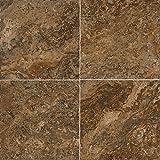 Mannington Hardware AT222 Adura Luxury Corsica Vinyl Tile Flooring, Cavern
