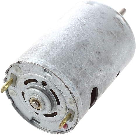 XZANTE 12V 2A 20000RPM Potente Mini motor DC para automoviles electricos Proyecto DIY