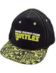 Nickelodeon Childrens/Kids Boys Teenage Mutant Ninja Turtles Baseball Cap