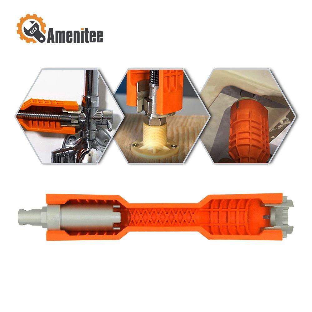 Amenitee Faucet and Sink Installer Orange