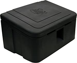 Buyers Products 9031105 Heavy Duty Poly Storage Bin, 35 Gallon Capacity