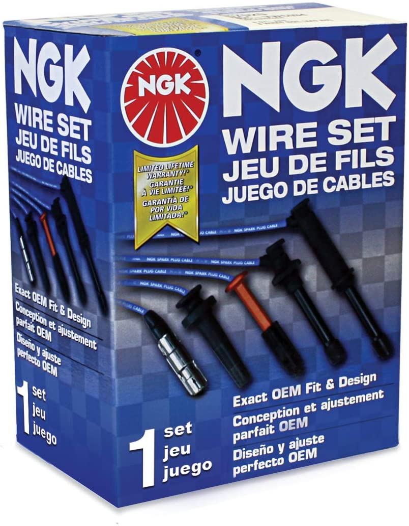 NGK RC-CRX025 Spark Plug Wire Set 53205
