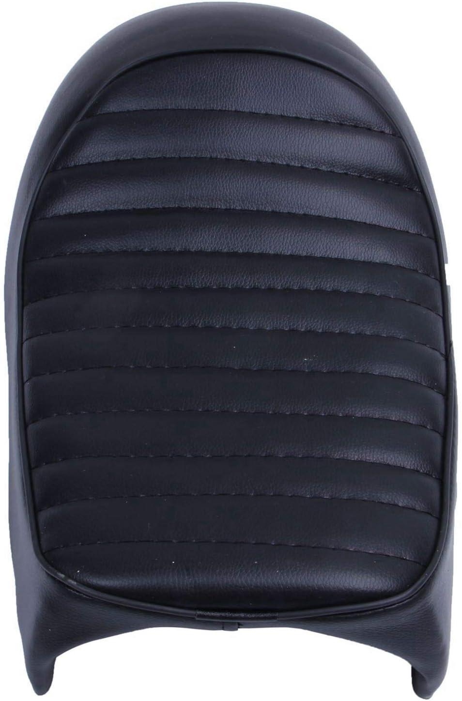 Monland Moto R/éTro Si/èGe Bosse Vintage Si/èGe Caf/é Coureur Selle Brouiller Casserole Plate pour CG125 CB350 CB400 CB500 CB750 SR400 XJ XS