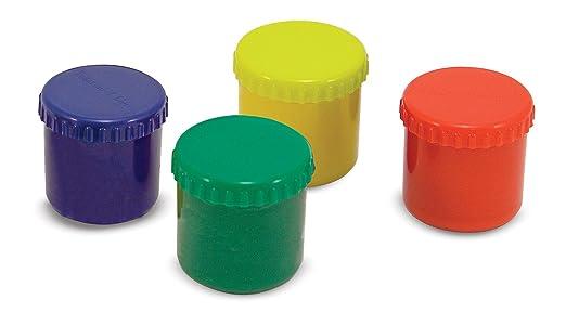 7 opinioni per Colori a dita per i piccoli (4 Colori)