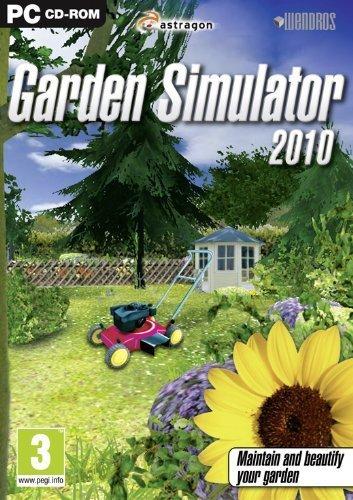 Garden Simulator 2010 (PC CD
