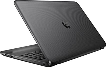 "2017 Newest HP 15.6"" HD WLED Backlit Display Laptop, AMD A6-7310 Quad-Core APU 2GHz, 4GB RAM, 500GB HDD WiFi, DVD+/-RW, Webcam, Windows 10, Black"