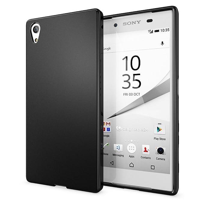 1 opinioni per Sony Xperia Z5 Cover Custodia Protezione di NICA, Ultra-Slim Case Resistente