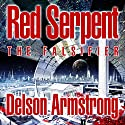 Red Serpent: The Falsifier Audiobook by Delson Armstrong Narrated by Kyle McCarley, Laura Stahl