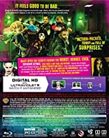 Suicide Squad (Extended Cut Blu-ray + DVD + Digital HD UltraViolet Combo Pack) by WarnerBrothers