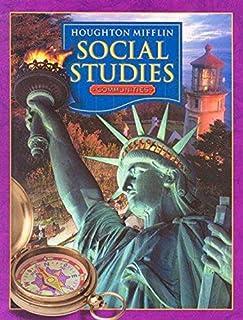 Houghton Mifflin Social Studies Practice Book Level 3 Communities Houghton Mifflin Social Studies Grade 6 Houghton Mifflin Social Studies Communities, Grade 3