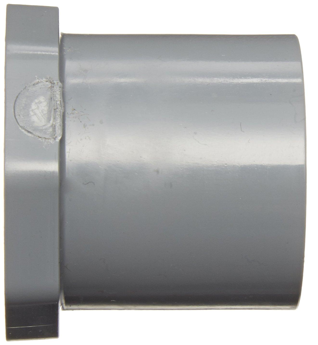 Bushing Spears 838-C Series CPVC Pipe Fitting Schedule 80 1-1//2 Spigot x 1 NPT Female