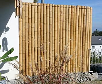 20 Piezas Palos de Bambu 3-4cm 195cm Cañas de bambú: Amazon.es: Bricolaje y herramientas