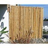 20 Piezas Palos de Bambu 3-4cm 195cm Cañas de bambú