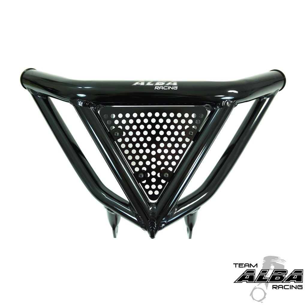 Yamaha YFZ 450 (2004-2009 and 2012-2013) Intimidator Front Bumper Black-Please Carefully Read Fitment Specifications