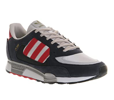 new arrival 9e0aa c2d47 Adidas Zx 850 New Navy Red White - 10 UK