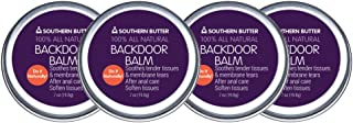 product image for Southern Butter All-Natural Intimate Backdoor Balm, 0.7-Ounce Travel Tin, 4 Pack