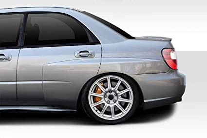 2007 Subaru Wrx Sti >> Amazon Com Duraflex Replacement For 2002 2007 Subaru