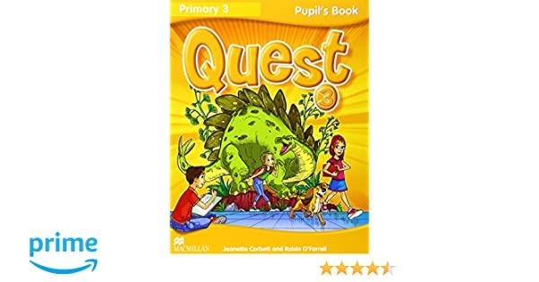 QUEST 3 Pb 2014 - 9780230477735: Amazon.es: J. Corbett ...