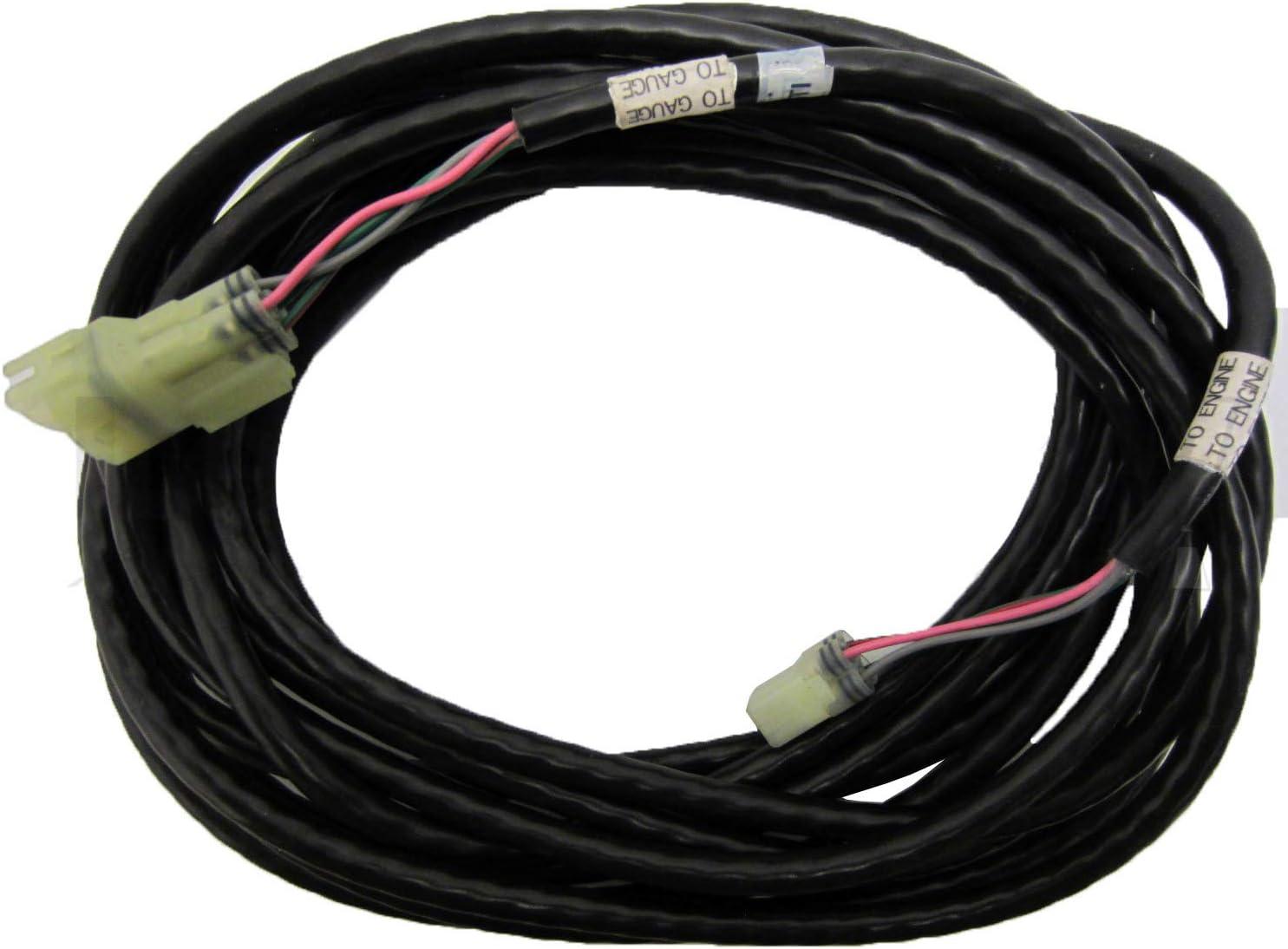 amazon.com: yamaha oem 20' trim & tilt / oil level sender wire harness  cable 20ft 6y5-83653-10-00; 6y5836531000: automotive  amazon.com
