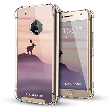 Lizimandu Telefon-Kasten für Matolarola Moto G5: Amazon.de: Elektronik
