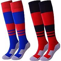 Kids Soccer Socks 1 Pack / 2 Pack / 4 Pack Knee High Compression Soccer Socks