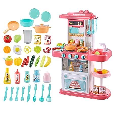 Juguetes Xiaomei niños Cocina para niños 3-6 años Simulación ...