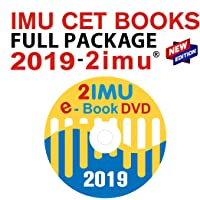 IMU CET Books Full Package (Question Bank + Study Material + Sponsorship Guide + E-book DVD + 2imu® Test Series
