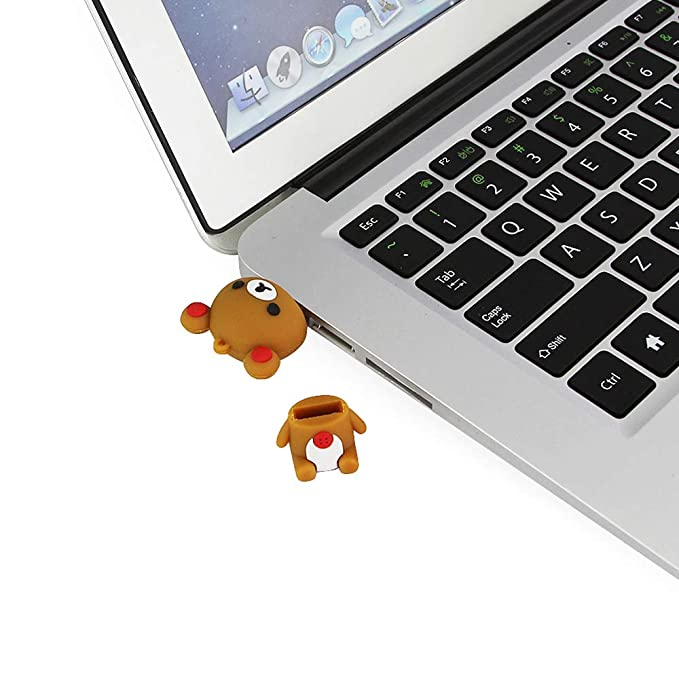 Amazon.com: Bear USB 2.0 Flash Drive: Computers & Accessories