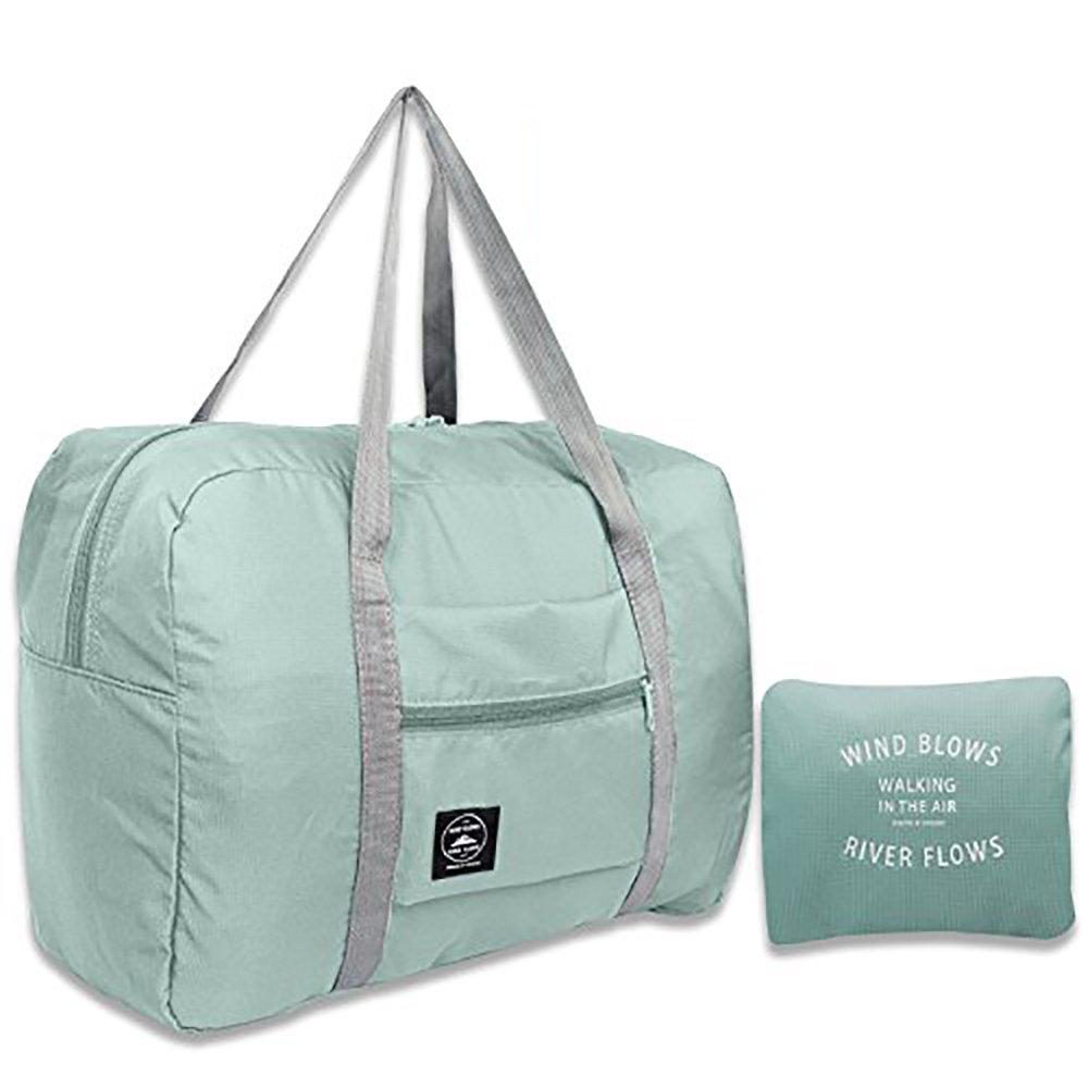 Cactus Plant Green Travel Duffel Bag Waterproof Fashion Lightweight Large Capacity Portable Luggage Bag