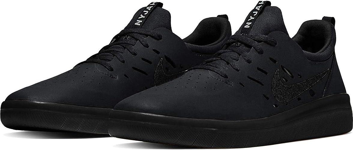 Nike SB Nyjah Free, Chaussures de Skateboard Mixte