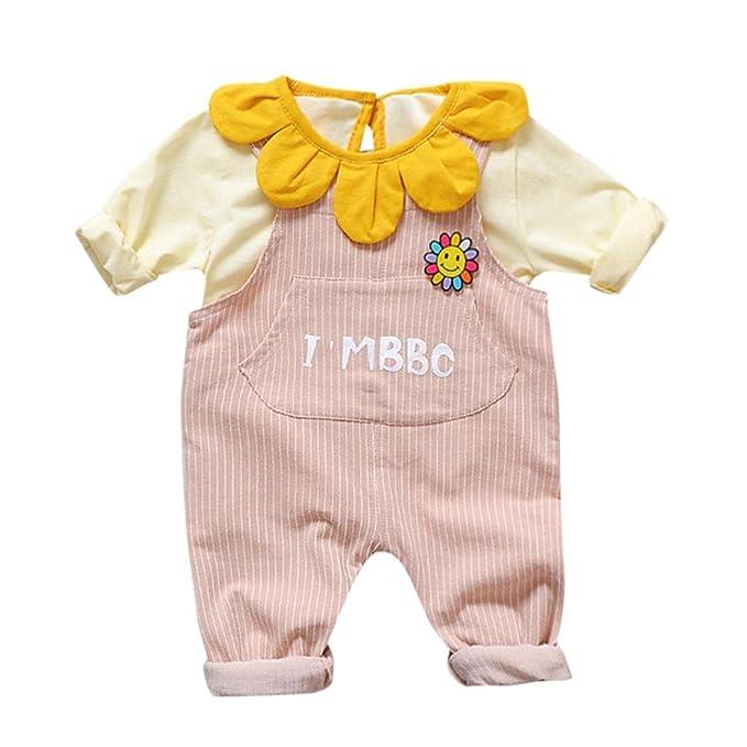 POLP Niño Conjuntos◕‿◕Bebé Niños Manga Larga y Impresión Pantalones 10bddb994cfc0