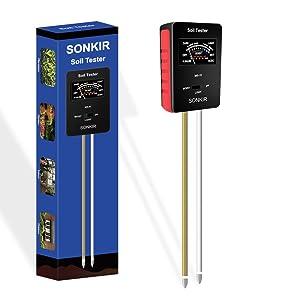 Sonkir Soil MS-X1 pH Meter