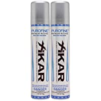 Xikar Premium Butane Fuel Refill for Lighters - 2 Pack