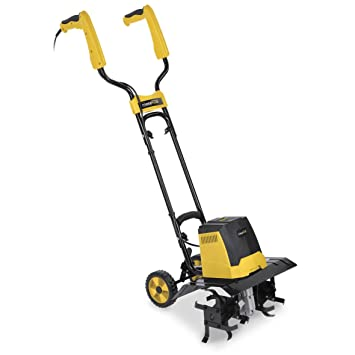 Powerplus 1200 Watt 400mm Electric Garden Tiller Cultivator
